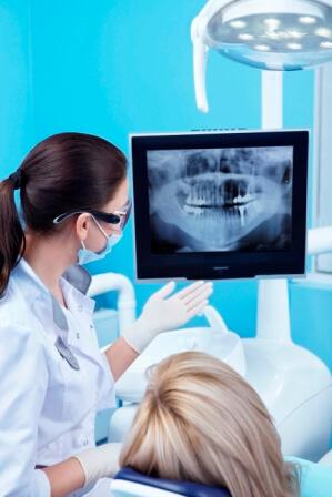 Grand Avenue Dental digital X-rays